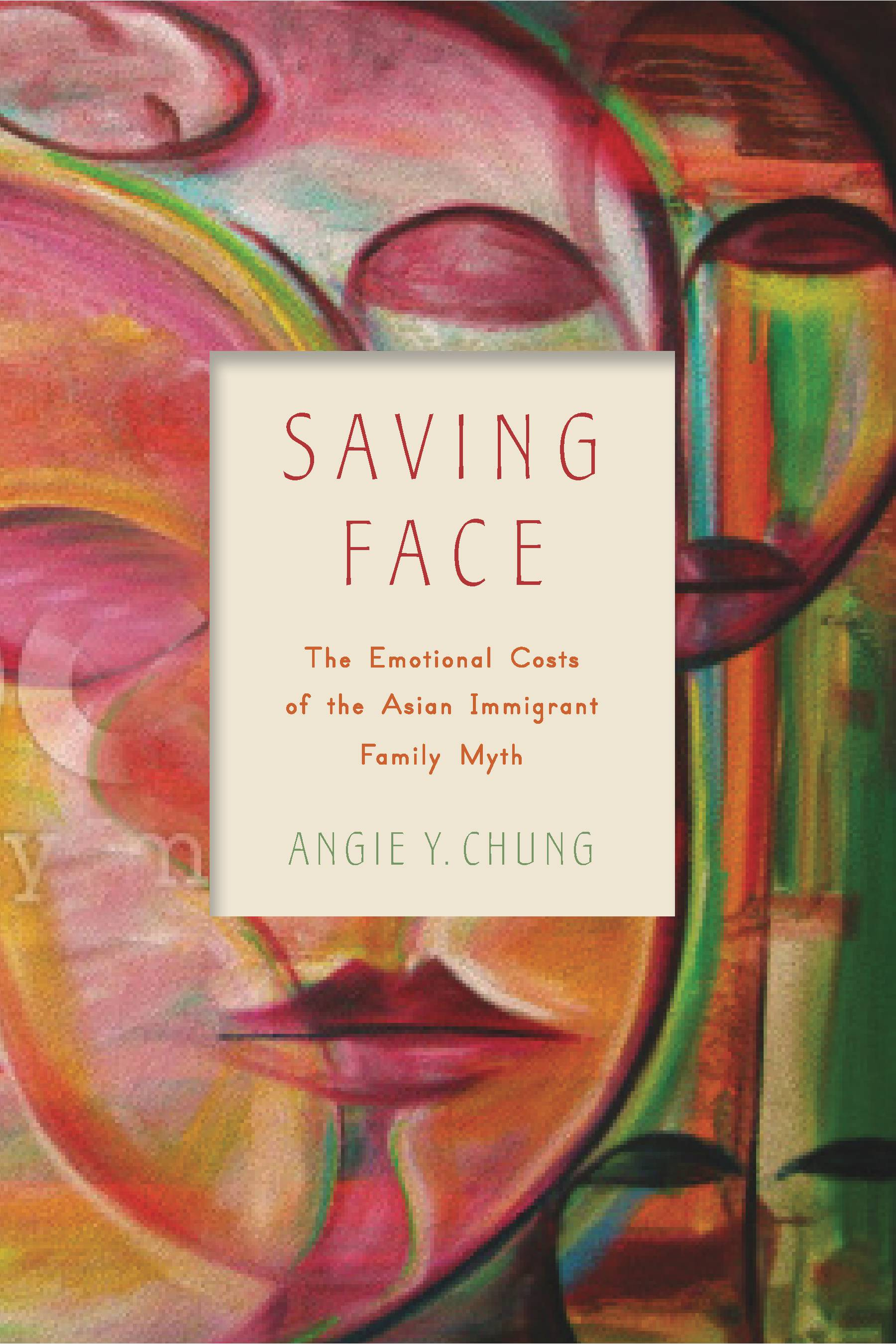 Angie Chung Saving Face BookCover