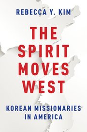 Rebecca Kim Book Cover Image   The Spirit Moves West